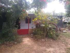 Se vende casa lote en Puerto Guadalupe meta