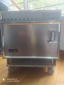 Horno microondas profesional, industrial