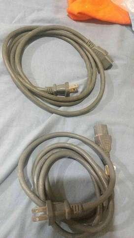 Cables para la fuente de alimentación de la xbox360