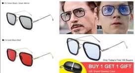 Lentes Tony Stark UV 400