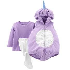 Disfraz Unicornio Marino Niñas – Carter's