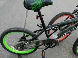 Vendo bicicletas en muy buen estado, poco uso