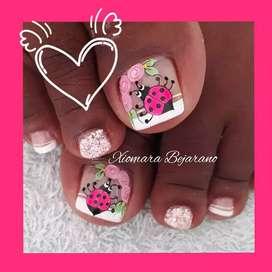 manicure pedicure