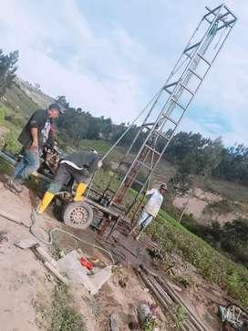 Perforación de posos de agua