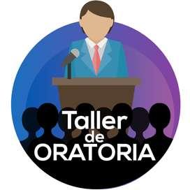 """TALLER DE ORATORIA 100% PRÁCTICO """"El arte de hablar en público"""""""
