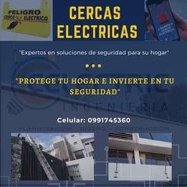 IINSTALACION CERCAS ELECTRICAS INTELIGENTES