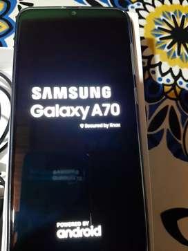 Vendo celular Samsung A70 Full 10/10