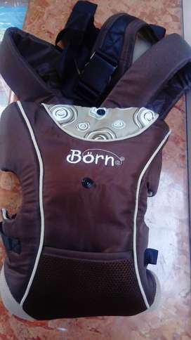 Canguro de bebé $ 45 Canguro Baby Born (nue
