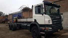 Camion Scania 2011