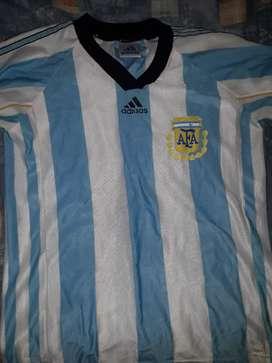 Remera de Argentina original