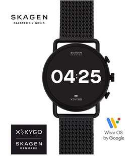 Skagen Falster 3 - Kygo Negro - Nuevos