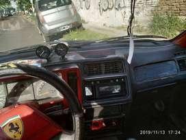 Ford Sierra 84 sin deudas, NAFTA/GNC