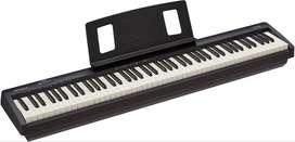 Roland Fp10bk Piano Digital 7 Octavas 88 Teclas Pesadas