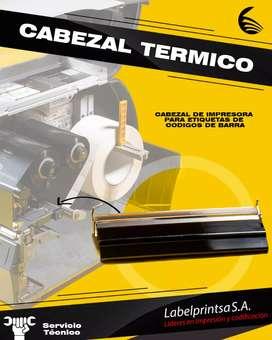 CABEZAL TERMICO VARIAS MEDIDAS
