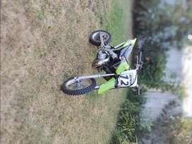 Impecable moto Cross