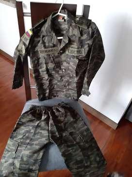 Disfraz Soldado