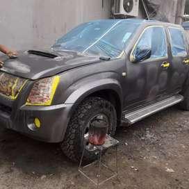 Oficial para pintura automotriz
