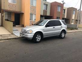 Mercedes benz ML 230 tipo jeep, $ 10500 negociables