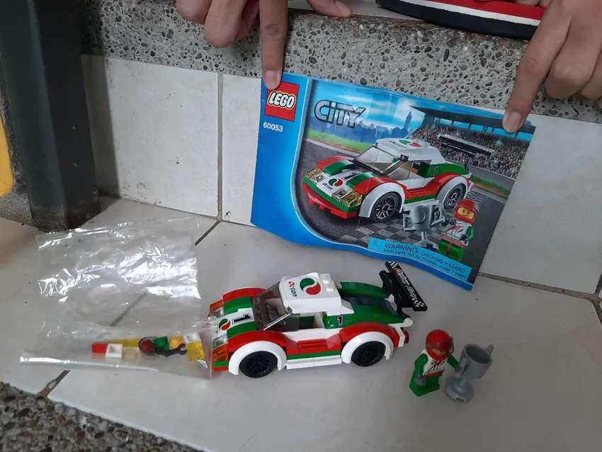 LEGO city Race Car 0