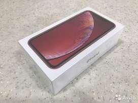 Iphone xr rojo 128 gb nuevo en caja