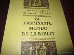 El libro Facinante Mundo De La Biblia++ Poster  R,Digest