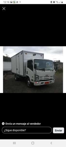 Camiones para repartos de tienda a tienda
