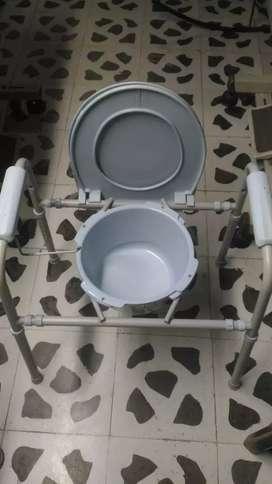 Baño portátil