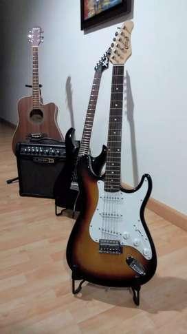 Guitarra Eléctrica Tom Grasso, Negociable