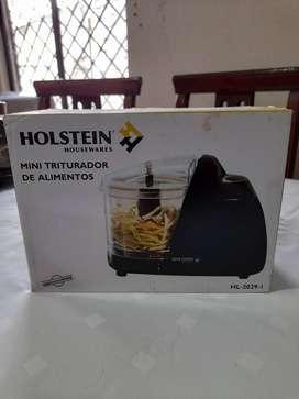 Mini triturador de alimentos Holstein