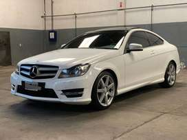 MERCEDES BENZ C 250 COUPE