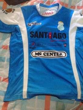 Camiseta Equipo de Santiago