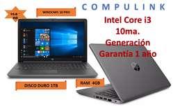 VENTA DE LAPTOP HP core i3