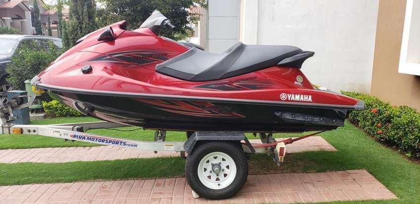 Moto Acuatica Yamaha VXR 1.800cc año 2014 (moto de agua) 0