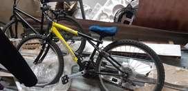 Bicicleta( NO MONTAÑERA )