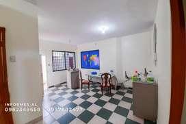 XE- Alquiler oficina estilo departamento en Vernaza norte cerca de kennedy Noerte