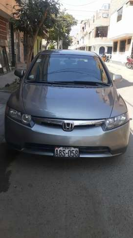 Ocasión honda Civic 2007-2008