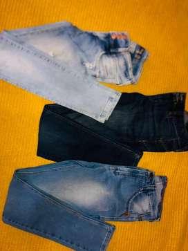 Jeans bonitos de mujer