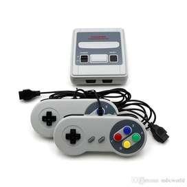 Consola Nintendo Super Mini Sfc 620 Juegos + obsequio