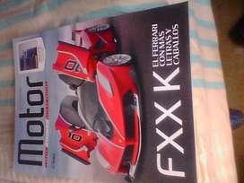 Colección 490 revistas Motor buen estado