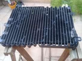 Radiador o evaporador de aire acc de gol