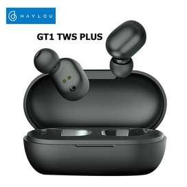 Auriculares Bluetooth Haylou Gt1 Plus Tws Calidad De Sonido CC Monterrey local sotano 5