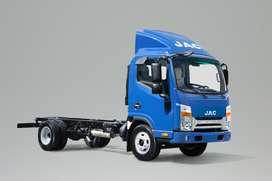 JAC 4 TONELADAS CAMIÓN -  Cabina VIP D400 CHC VIP E4