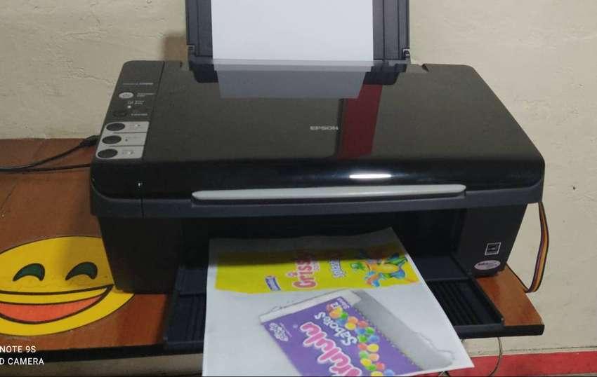 impresora CX 5600 con sistema continuo