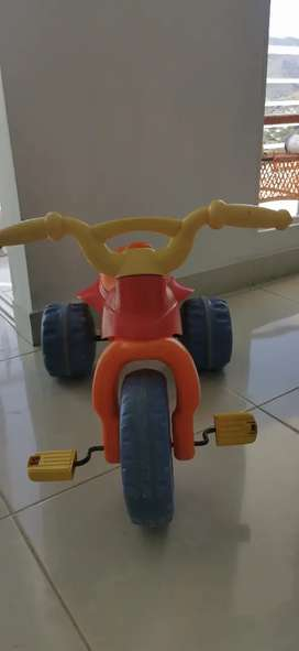 Gran Oportunidad - Moto Triciclo Fisher Price