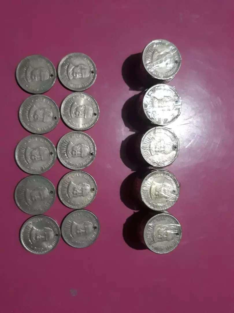 Remato Moneda antigua de coleccion 0