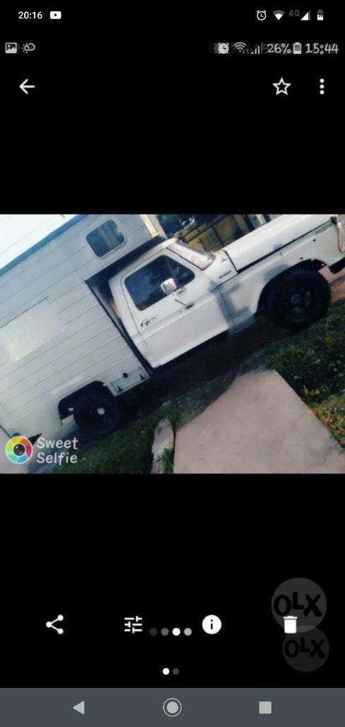 Se Vende O Permuta La Ford F100 0