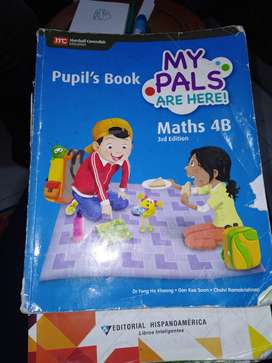 My Pals are here pupils book 4b