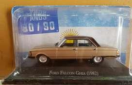 Ford falcón coleccion
