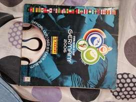 Álbum panini mundial Alemania 2006