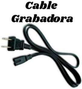Cable de Grabadora
